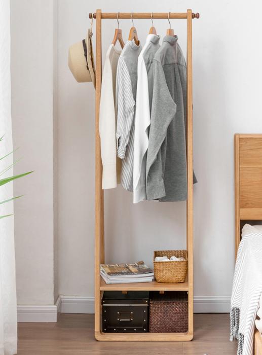 實木衣架有哪些款式?實木衣架怎么選?