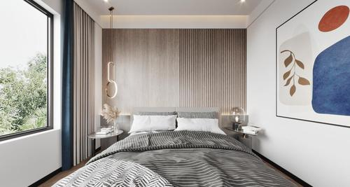 臥室手繪墻怎么設計?臥室手繪墻設計標準