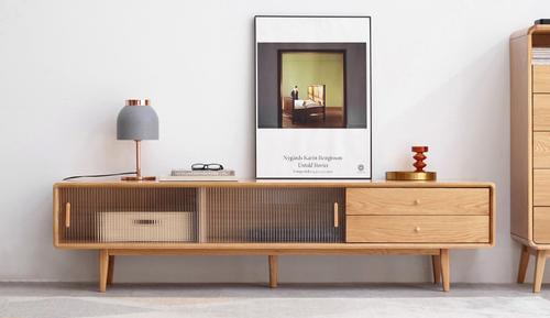 客廳電視柜怎么選?客廳電視柜有哪些款式?