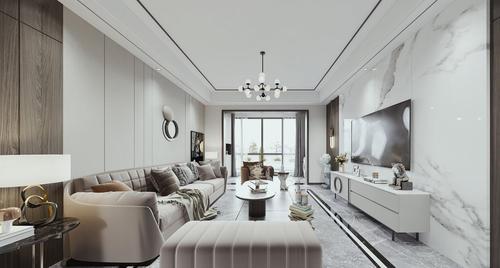 最符合現代審美的新款實木沙發圖片大全