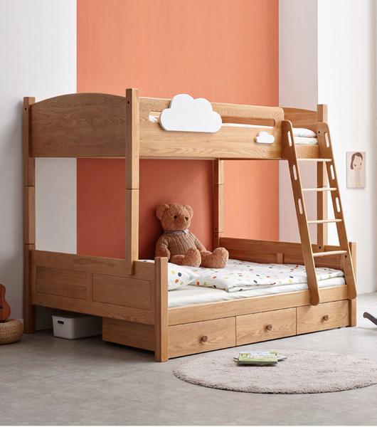 雙層床離天花板多高一般?雙層床安裝步驟